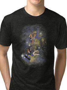 Timey-Wimey Infinite Tri-blend T-Shirt