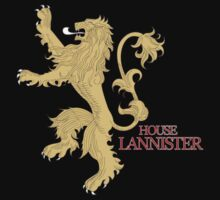 House Lannister by Iva Ivanova