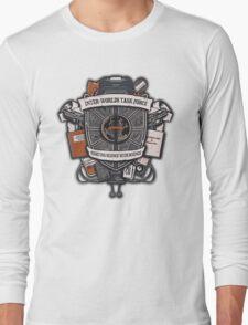 Inter-Worlds Task Force Long Sleeve T-Shirt