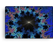 Night Star Bright Star... Canvas Print