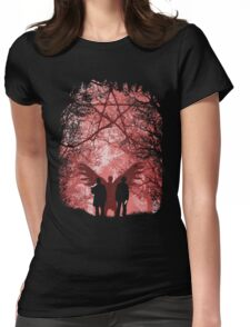 Famous Hunters Womens Fitted T-Shirt