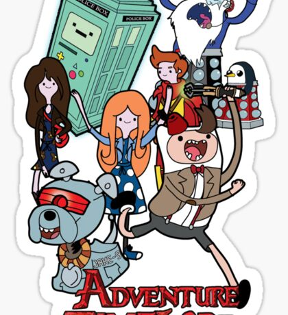 Adventure Time-Lord 11  Sticker