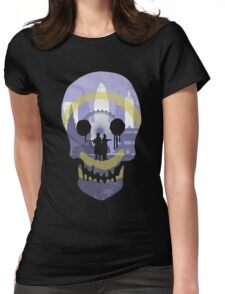 London Detecting Womens Fitted T-Shirt