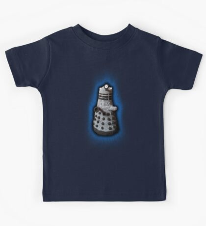 Dalek softie Kids Tee