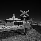 Stop on Red Signal by Mel Brackstone