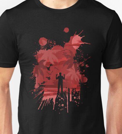 Dark Passenger Unisex T-Shirt