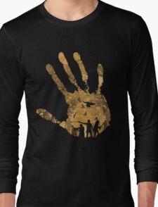 The Dead Walk!! Long Sleeve T-Shirt