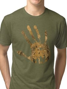 The Dead Walk!! Tri-blend T-Shirt
