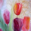 tulips by rysunki-malunki