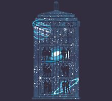 Box of Time and Space Unisex T-Shirt