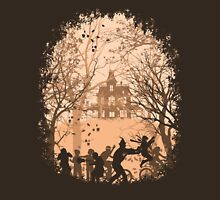 Autumn in Astoria 1 Unisex T-Shirt