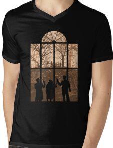 Autumn in Astoria 2 Mens V-Neck T-Shirt