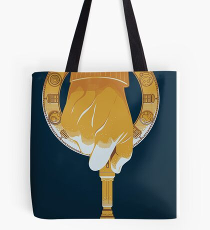 HAND OF THE DOCTOR Tote Bag