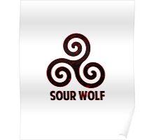 SourWolf Poster
