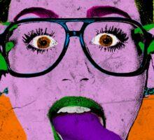 Miley Warhol Sticker