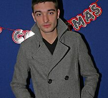 Tom Parker from  The Wanted by Keith Larby
