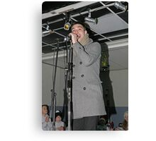 Tom Parker from  The Wanted Canvas Print