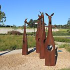 Rusty Roos! by Vicki Childs