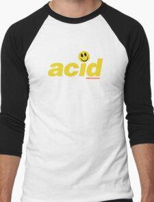 Acid Smiley Men's Baseball ¾ T-Shirt