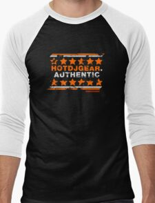 HOTDJGEAR Authentic Men's Baseball ¾ T-Shirt