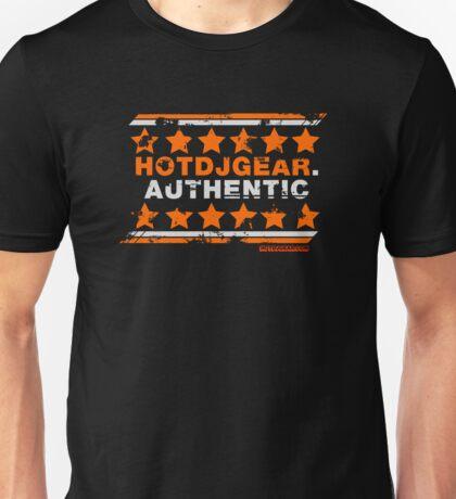 HOTDJGEAR Authentic Unisex T-Shirt