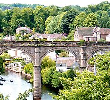 Knaresborough Viaduct by GeorgeOne