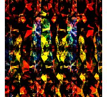 Colorful Abstract Collage Photographic Print