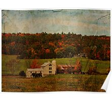 Cultivated Farm Poster