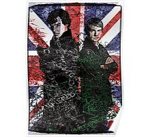 Sherlock & Watson Poster