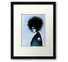 Sandman of the Endless Framed Print
