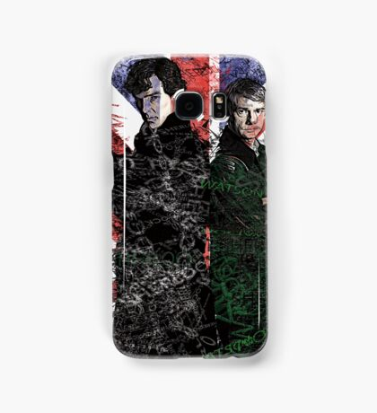 Sherlock & Watson Samsung Galaxy Case/Skin