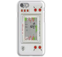 Game&Watch 6 iPhone Case/Skin