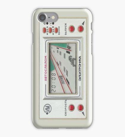 Game&Watch 7 iPhone Case/Skin