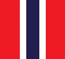 Smartphone Case - Flag of Thailand 1 by Mark Podger