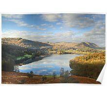 Grasmere From Loughrigg Poster