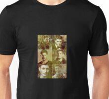 Dean Winchester Fire Unisex T-Shirt