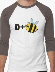 Drum & Bass (D=Bee) T-shirt Men's Baseball ¾ T-Shirt