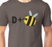 Drum & Bass (D=Bee) T-shirt Unisex T-Shirt