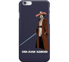 Obi-Juan Kenobi iPhone Case/Skin
