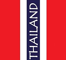 Smartphone Case - Flag of Thailand 2  by Mark Podger