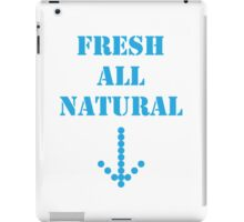 Fresh all natural iPad Case/Skin