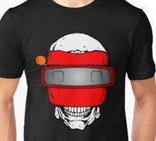3D Viewer Skull Unisex T-Shirt