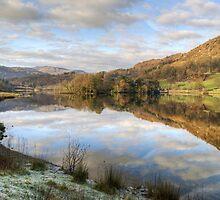 Rydal Water by Jamie  Green