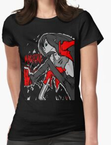 Marceline the vampire Womens Fitted T-Shirt