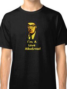 Bottom - Love Albatross Classic T-Shirt