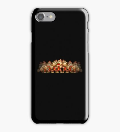 Donkey Kong! iPhone Case/Skin
