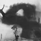 "ENDSTATION: ""Smokestack"" scene by gardenofgrief"