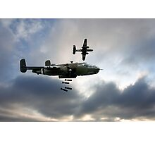 B25 Mitchell Bombers Photographic Print