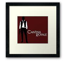 Cantina Royale Framed Print