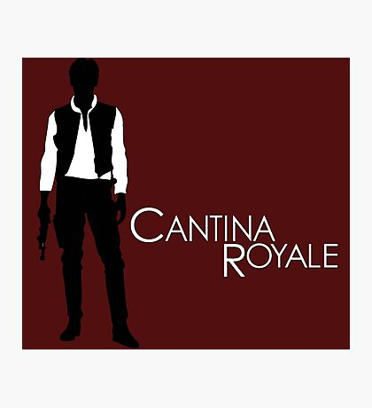 Cantina Royale Photographic Print